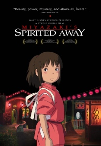 Confession time: whenever I watch this movie, I usually watch it in English. Of course, the Miyazaki dubs are all fantastic.