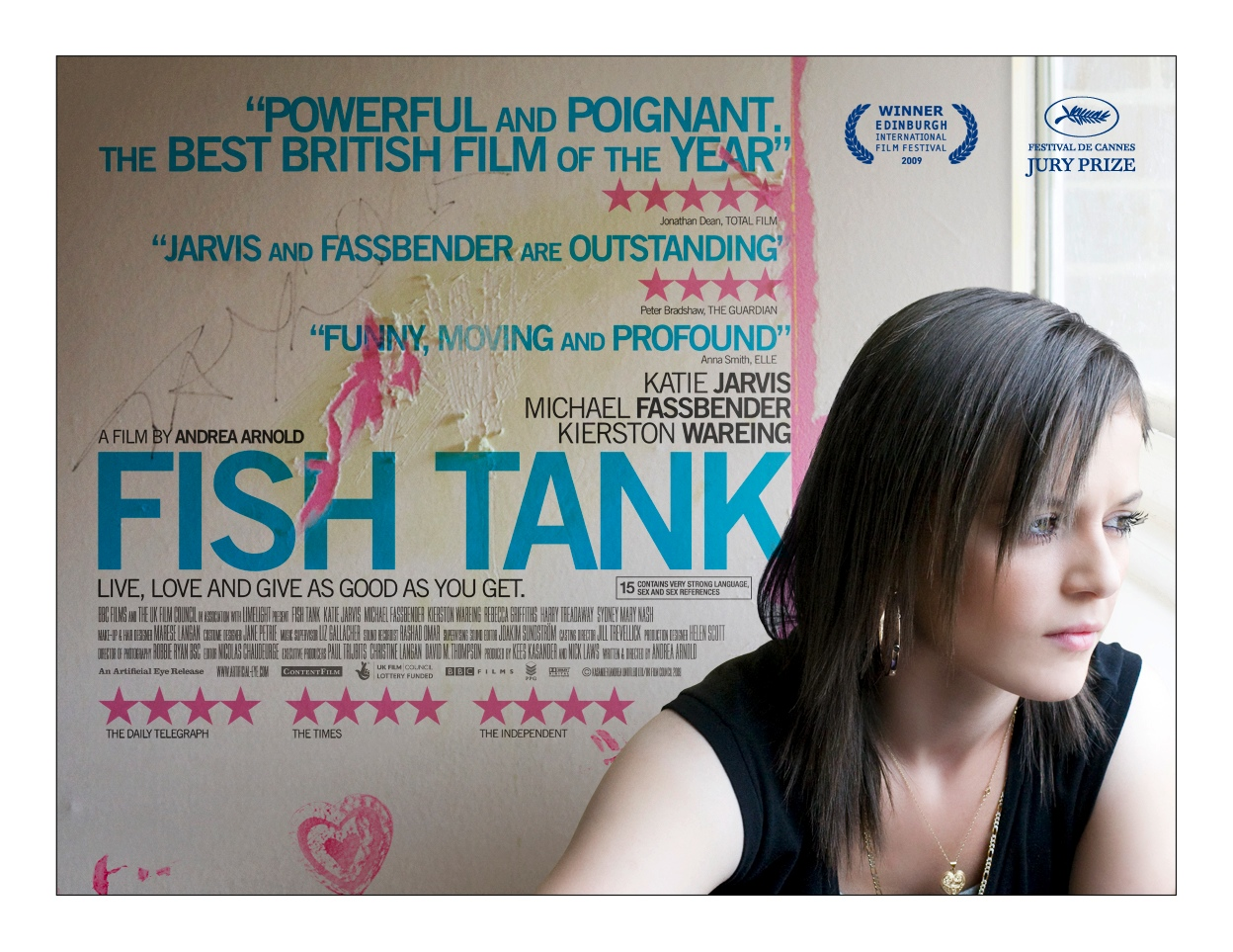 review fish tank the no name movie blog