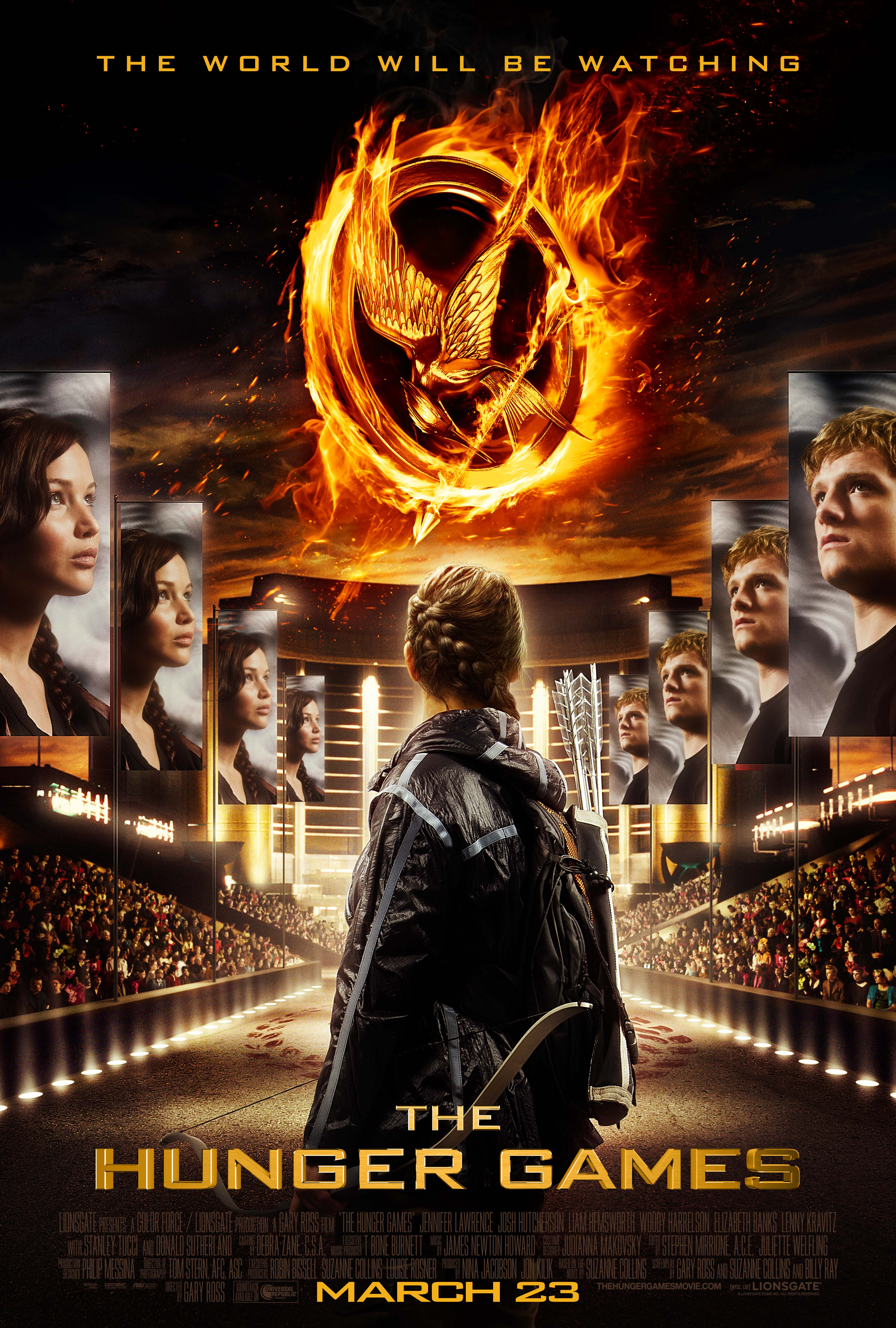Review the hunger games the no name movie blog watching ccuart Choice Image