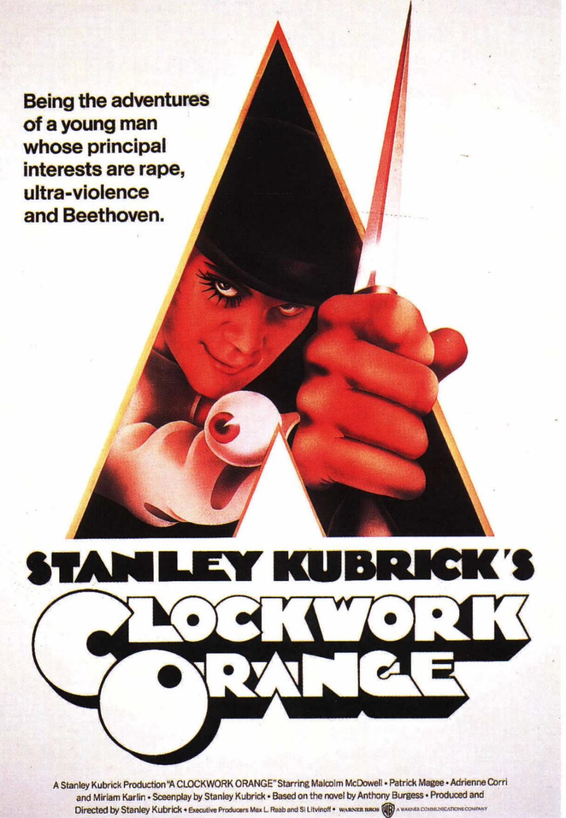 > A Clockwork Orange remake (trailer) - Photo posted in The TV and Movie Spot | Sign in and leave a comment below!
