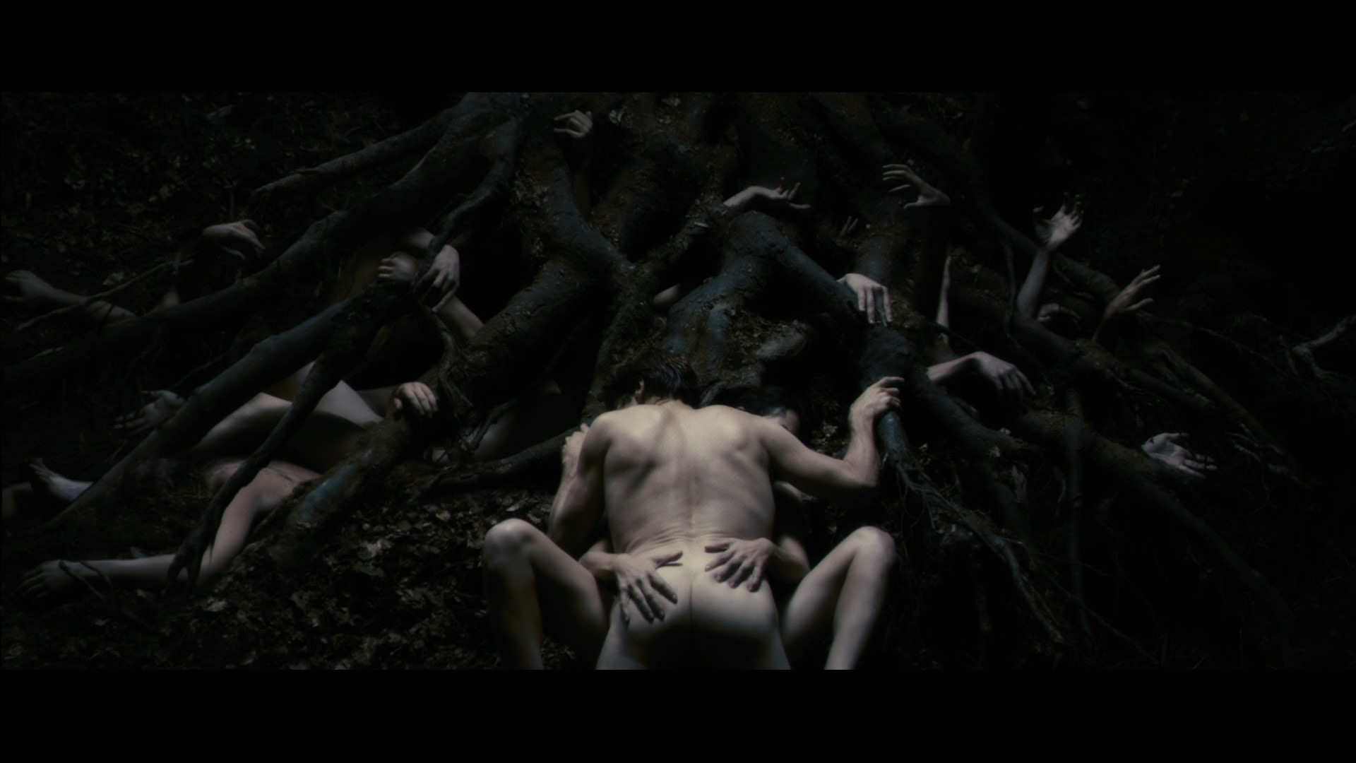 Nymphomaniac vampires porn nude scene