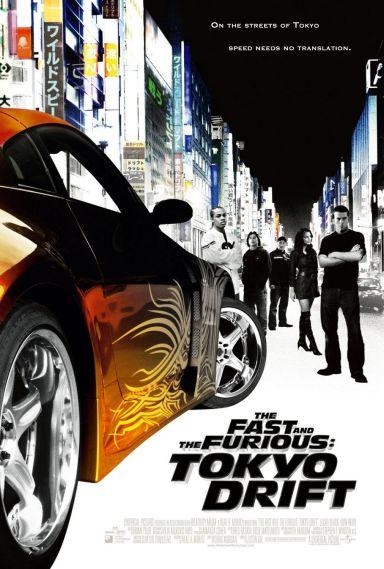 tokyo drift poster